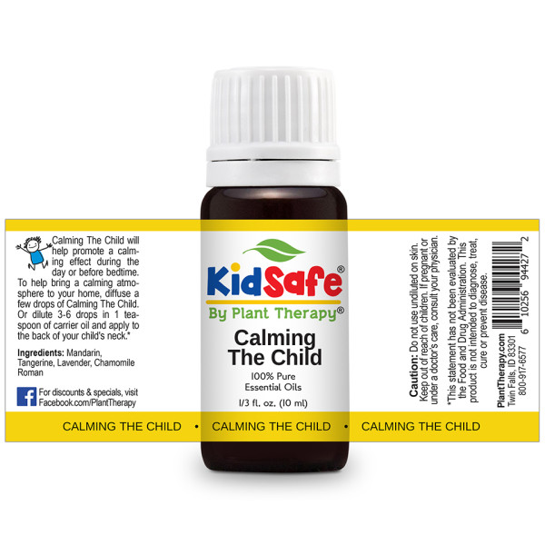 Calming the Child Essential Oil
