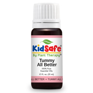 Tummy All Better Synergy Blend