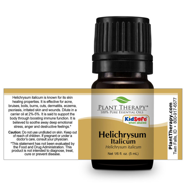 Helichrysum Essential Oil, 5ml