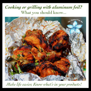 Aluminum Foil Safety