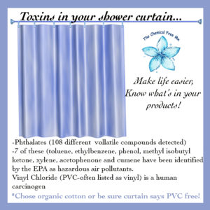 Shower Curtain Toxins
